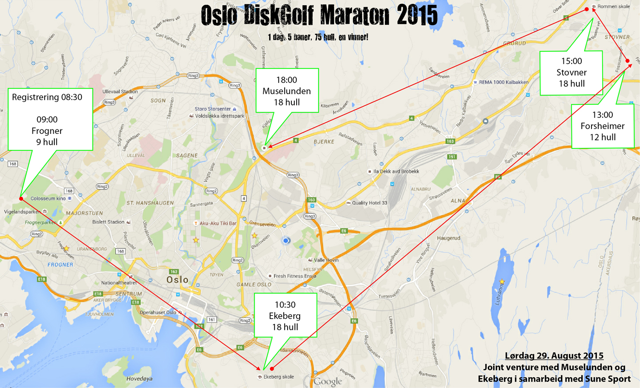 Plakat_oslo_discgolfmaraton